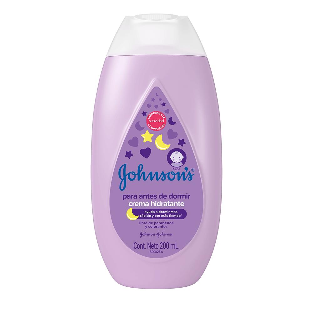 Crema hidratante antes de dormir front
