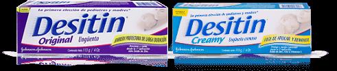 Pack productos Desitin®