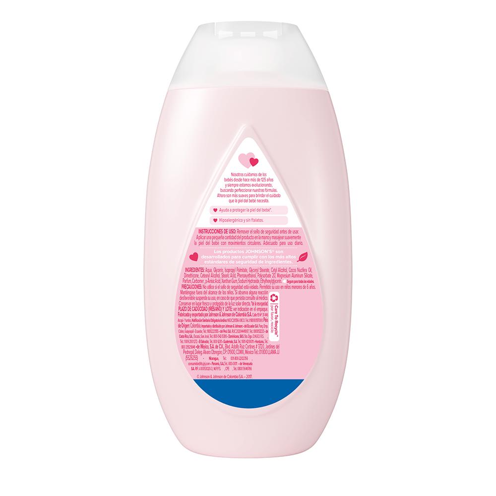 Crema liquida original back