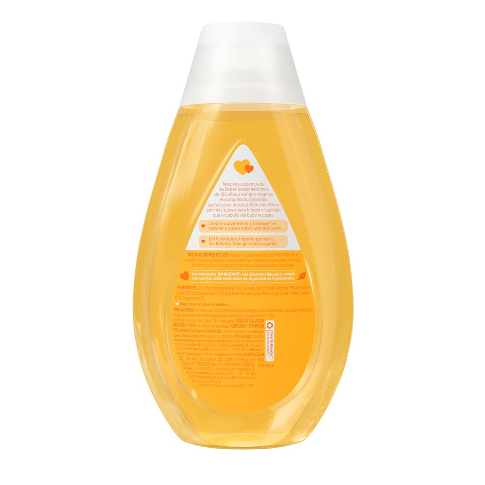 Shampoo original back