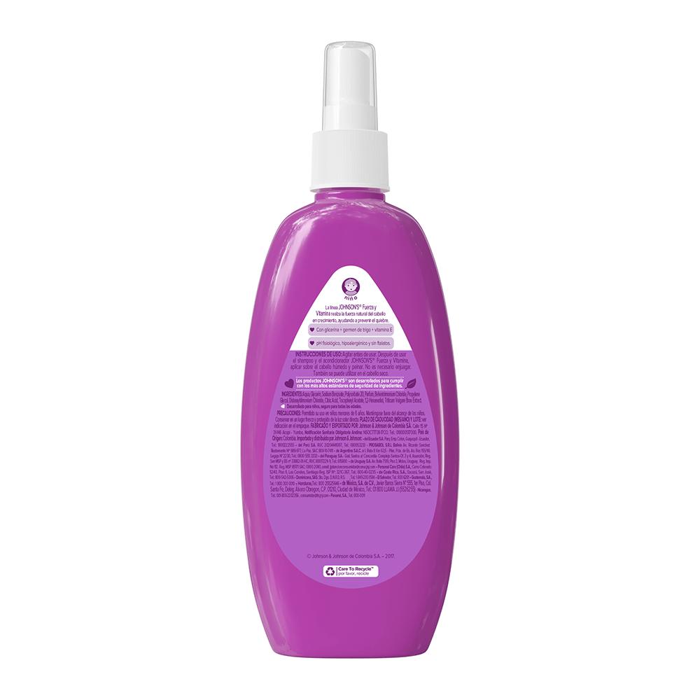 Spray fuerza y vitamina back