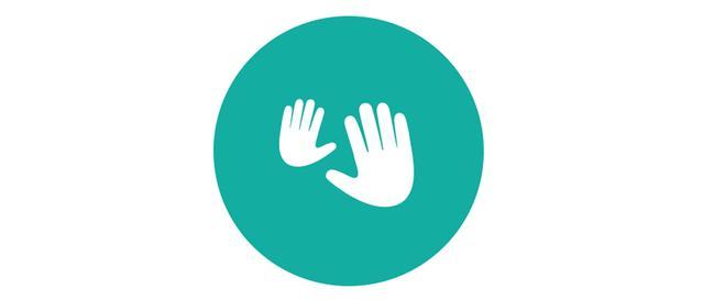 icono de manos verdes paso 2
