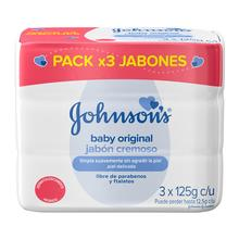 Jabón Cremoso JOHNSON'S® Baby Original