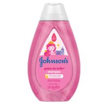 JOHNSON'S® baby acondicionador gotas de brillo